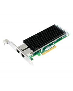 NIC-PCIE-10Gb-2RJ45-PLU