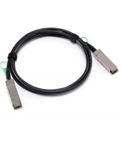 HP compatible DACQ28-1M-HP 1M QSFP28 to QSFP28 DAC