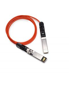 PlusOptic compatible AOCSFP+-1M-PLU 1M SFP+ to SFP+ AOC