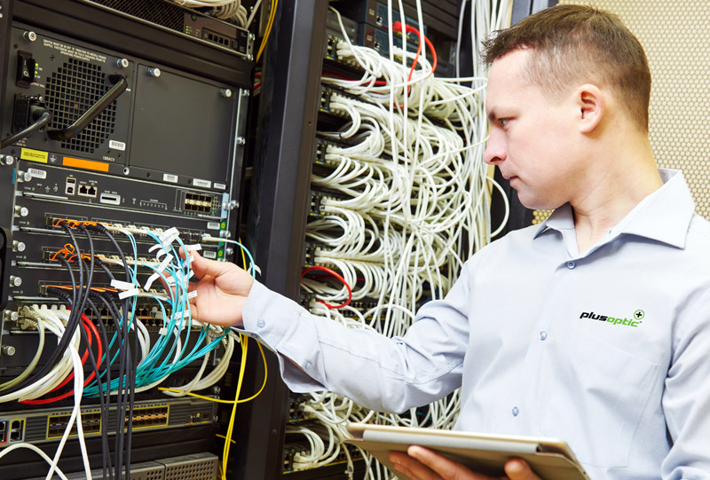 Plusoptic Network Engineer