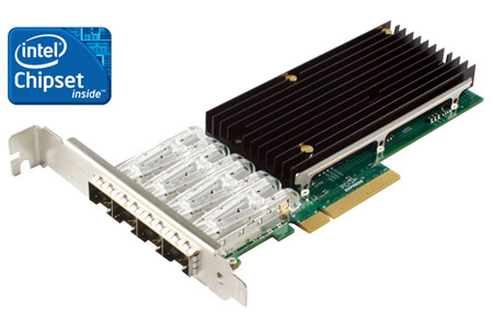 PlusOptic Network Interface Card